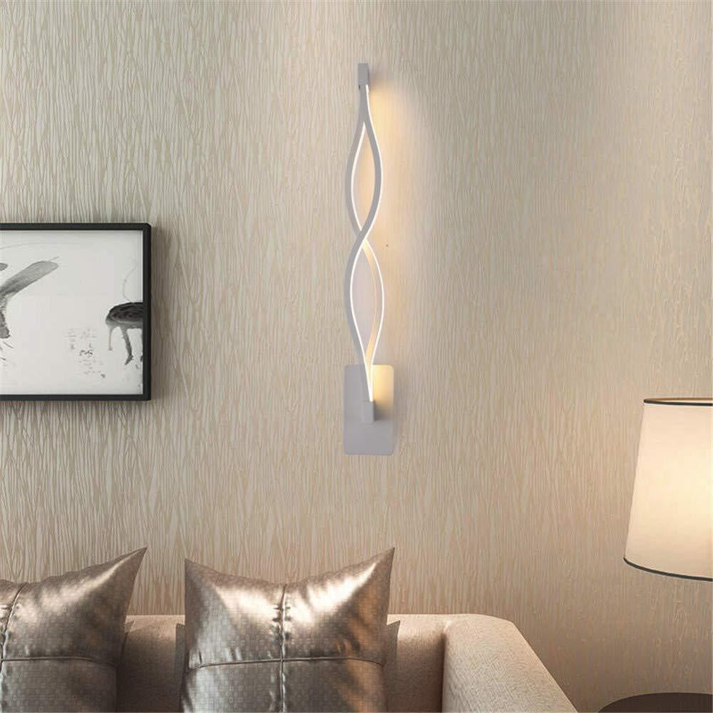 Eeayyygch Wall Wash Lights Wandleuchte Gang Hotel Hotel Clubhouse Korridor Deko Lampen Weiß Warmweiß Konservierungsmittel (Farbe   -, Größe   -)