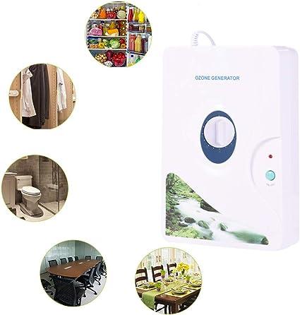 Generador de ozono multiusos y purificador de aire agua aceite ...