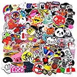 Car Sticker for Laptop Motorcycle Luggage Vinyl Graffiti Bomb Decal Bumper Skateboards Snowboard Awesome Travel Stickers Pack (300 Pcs)