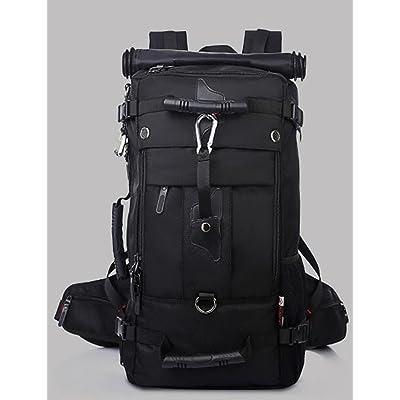 Sac de sport de plein air pour hommes sac à dos grande capacité sac trois étanche sac d'alpinisme pratique
