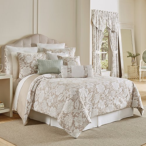 CROSCILL Nellie King Comforter Set, 4 Piece