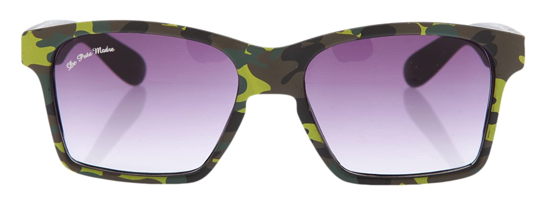 De Puta Madre 69 Sonnenbrille Camouflage DZ2039S-1056-MGN-BK DBZnE7zt9Y