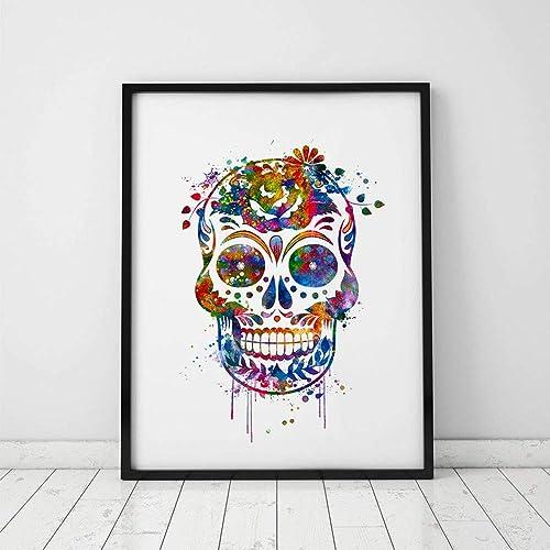 Sugar Skull Art Design
