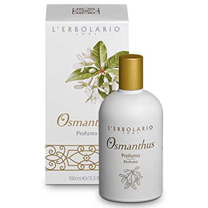 L erbolario Osmanthus Perfume