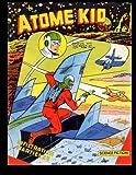 Atome Kid #1 (B&W): French Language Books (Science Fiction Comic)