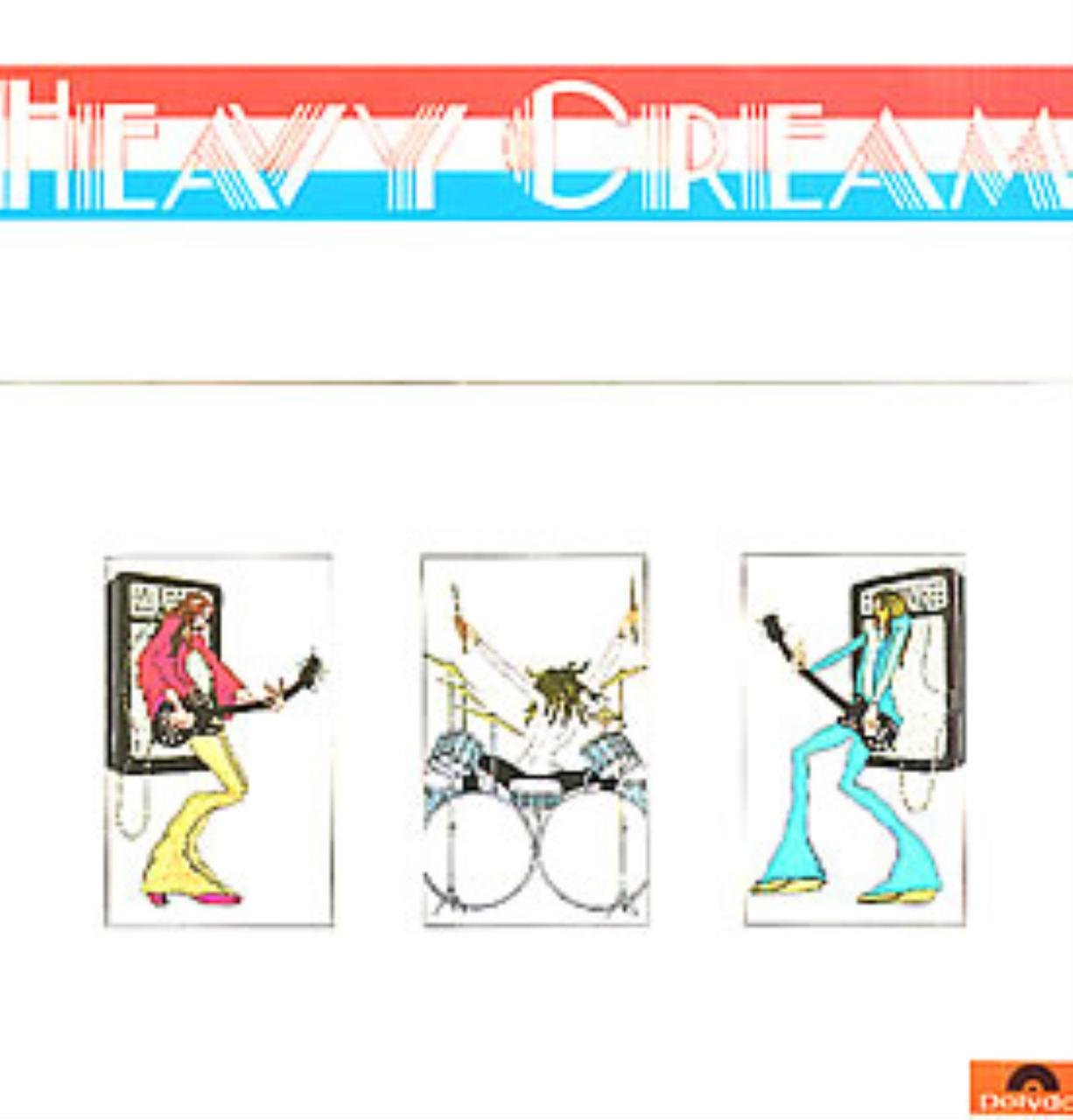Heavy Cream by Polydor