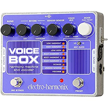 top selling Electro-Harmonix Voice Box