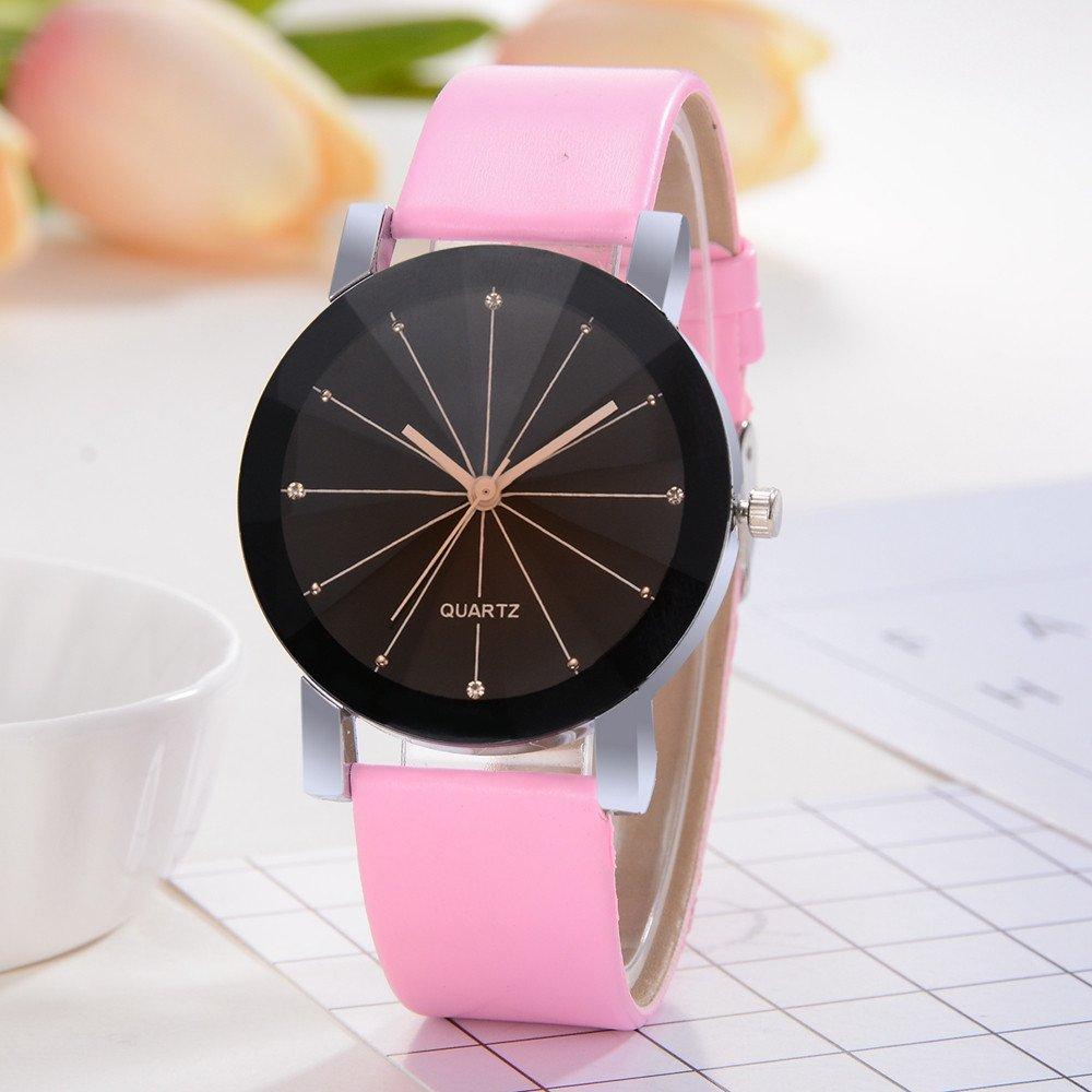 Reloj Unisex de Waselia, Ultrafino, clásico, Sencillo, Deportivo ...