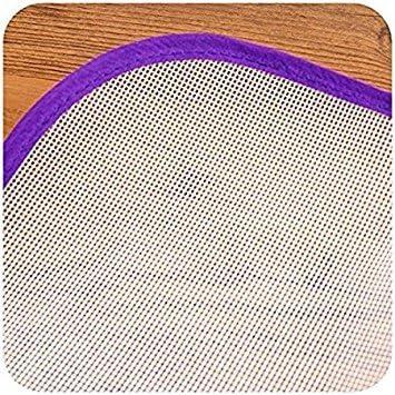 Panno termo resistente per stiratura previene il contatto diretto dei vestiti col ferro da stiro colore casuale 5 pezzi