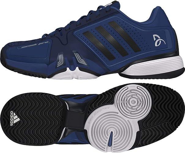 adidas Novak Pro, Chaussures de Tennis Homme, Bleu (Azurea