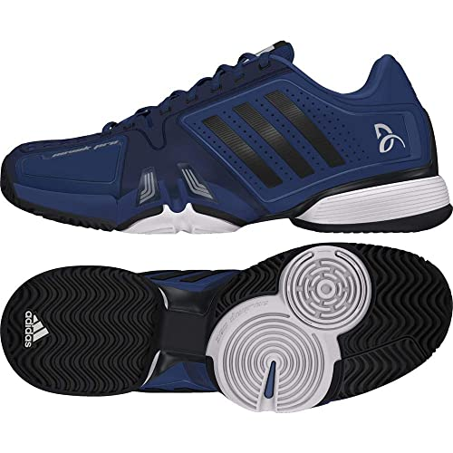 buy online 1c09c 99fd5 adidas Men s Novak Pro Tennis Shoes, Blue (Azurea Negbás Ftwbla 000)