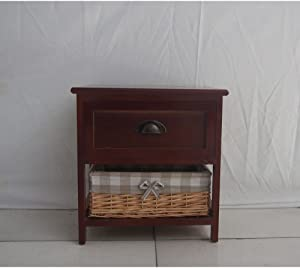 The Urban Port Antique Contemporary Wood Cabinet