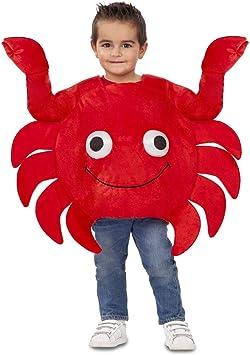 My Other Me Disfraz de Cangrejo para niño y bebé: Amazon.es ...