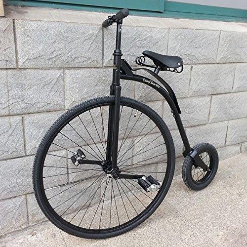 ウインテック センチュリークラシック1872 ペニーファージング型自転車 70113 ブラック B00TGZ5PQE
