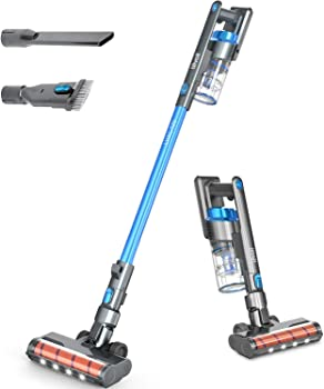 LEVOIT Stick Handheld Lightweight Vacuum With 150W Powerful Suction