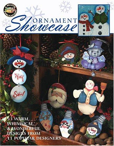 Download Ornament Showcase (Leisure Arts #22549) pdf