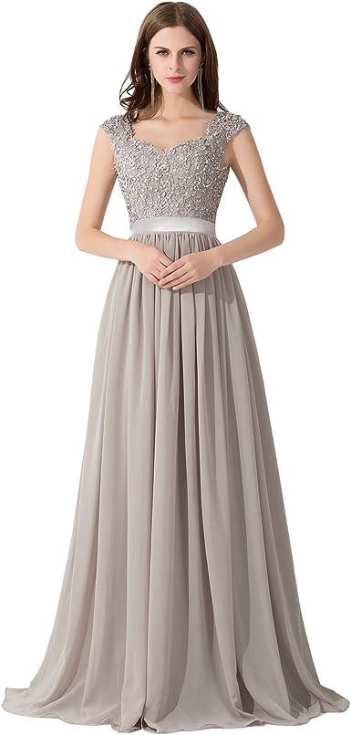 Robe Femme Elégante de Mariage Soirée Demoiselle