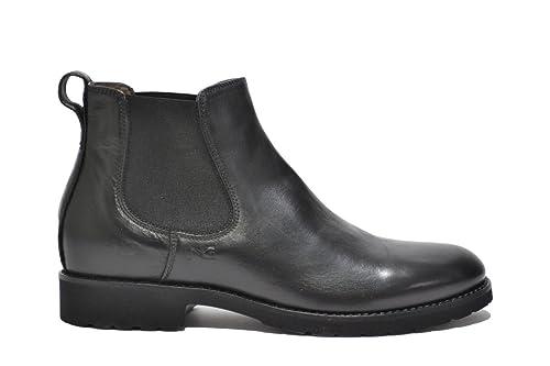 NERO GIARDINI Polacchini scarpe donna nero 6470 mod. A616470D