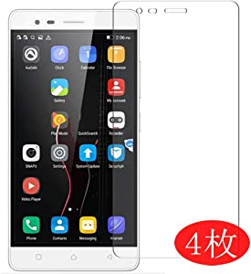 【4 Pack】 Synvy Screen Protector for Lenovo K5 Note 0.14mm TPU Flexible HD Clear Case-Friendly Film Protective Protectors [Not Tempered Glass] New Version