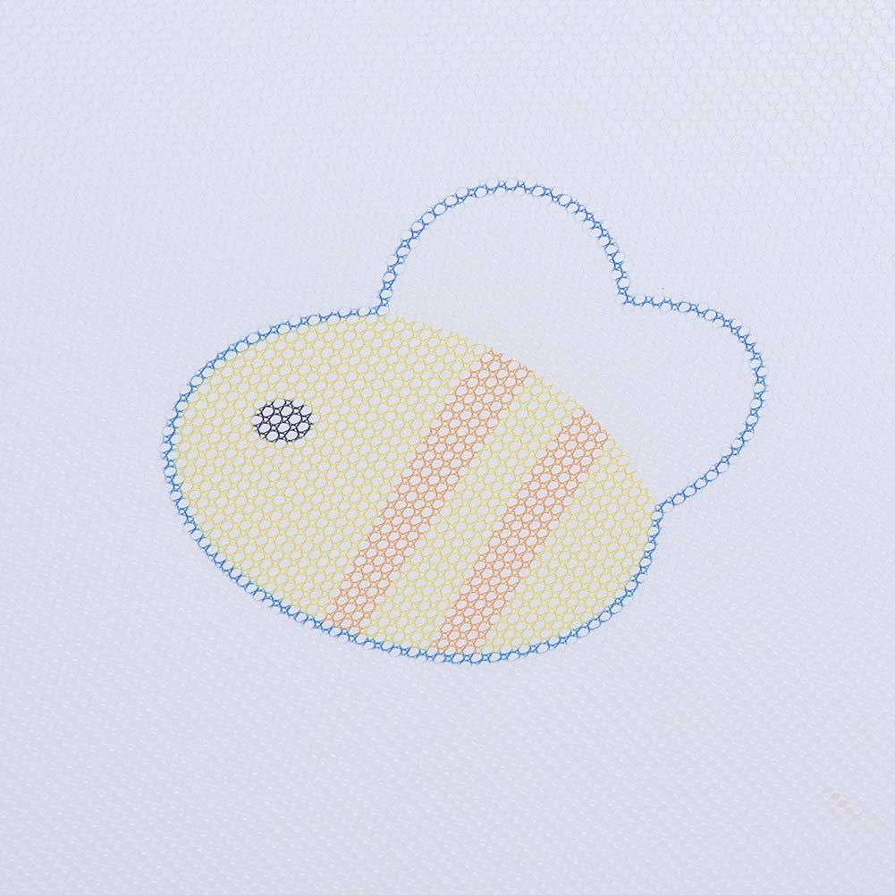 f/ür Kinderbett Bett zusammenklappbar Sicherheit Abnehmbarer Schutz f/ür Kinderbett 150cm Rosa tragbar Barriere f/ür Kinderbett Schlaffunktion