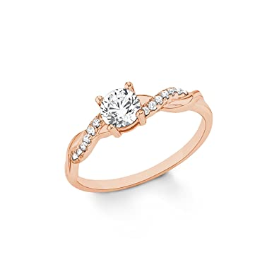 a02756dc0943 s.Oliver Damen Ring 925 Sterling Silber  Amazon.de  Schmuck