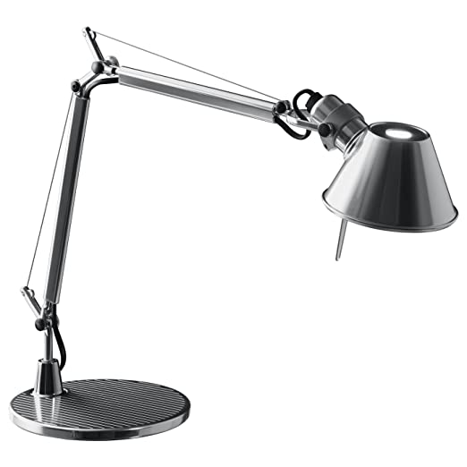 Artemide Tolomeo Micro Led lámpara de mesa aluminio: Amazon.es ...