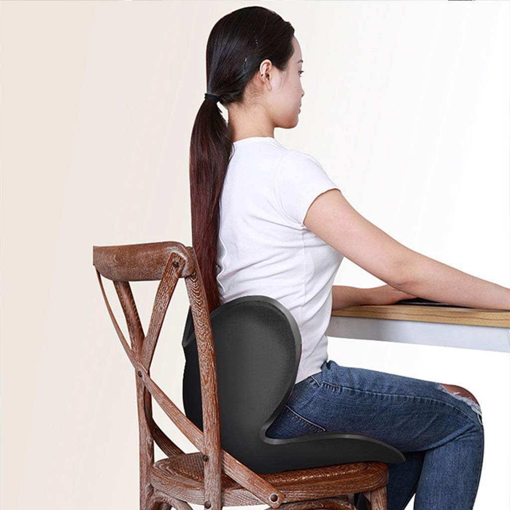 Cushion, Waist Protector, Hip Cushion, Orthosis, Sitting Posture, Pregnant Woman, Artifact, Decompression Office (color : Red) by Asdfooo (Image #3)