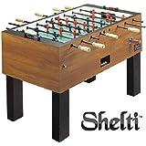 Shelti Pro Foos III Foosball Table - Coin-Op