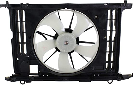 New Cooling Fan Assembly For Toyota Corolla /& Matrix