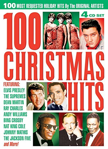 100 Christmas Hits (Christmas Songs Classic Cd)