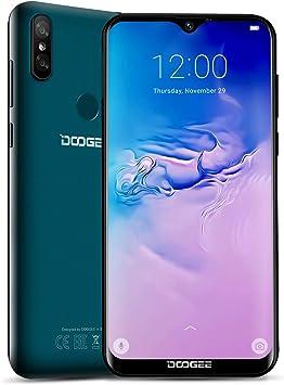 DOOGEE Y8 Android 9.0 Moviles Libres 4G, Smartphone Libres ...