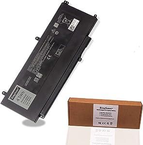 Kingsener D2VF9 Laptop Battery for Dell Inspiron 15 7547 7548 Vostro 5459 Series Notebook PXR51 0PXR51 4P8PH YGR2V 0YGR2V 11.1V 43Wh 3CELL