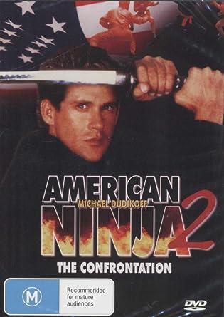 American_Ninja_2:_The_Confrontation [Alemania] [DVD]: Amazon ...
