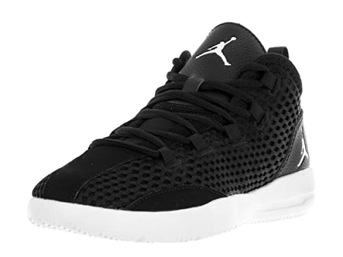 Nike Jordan Reveal BP Boys Fashion-Sneakers Black/Black/White/White Size