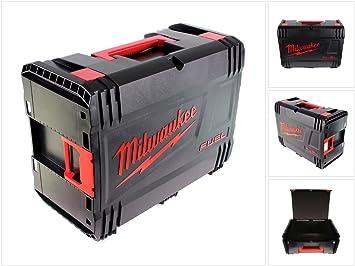 Milwaukee HD Caja de herramientas Maletín de transporte con cierre ...