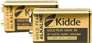 Kidde 21025830 Power Source Replacement Batteries