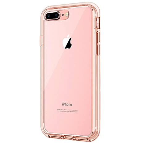 1b09435f68 Egotude Soft Back Cover For Apple Iphone 7 Plus/8 Plus: Amazon.in:  Electronics