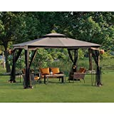 Sunjoy Replacement Canopy Set for Regency II W/A.I.M Gazebo For Sale