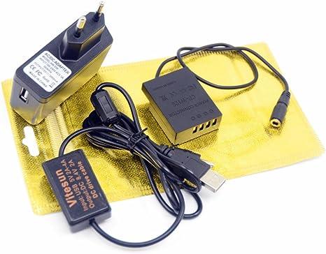 Alimentatore caricabatterie adattatore CA per Fuji Fujifilm x-t1
