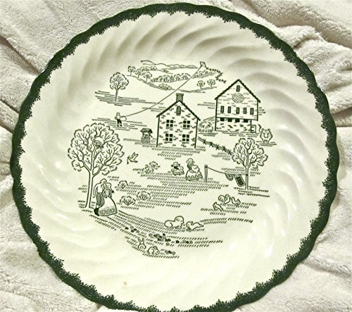vintage-china-royal-countryside-underglaze-print-f-52-spring-10-luncheon-plate