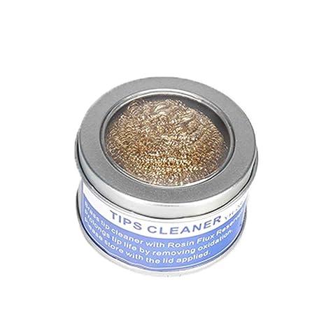 08C alto flujo de la resina Herramientas extremidad del soldador Cleaner Limpiador Soldadura Soldadura punta de