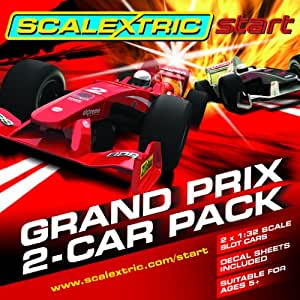 Scalextric - C3141 - Scalextric Start Single Seaters