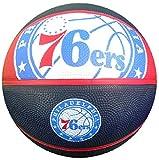Spalding NBA Philadelphia 76ers Courtside Team Basketball - Size 7 (29.5')