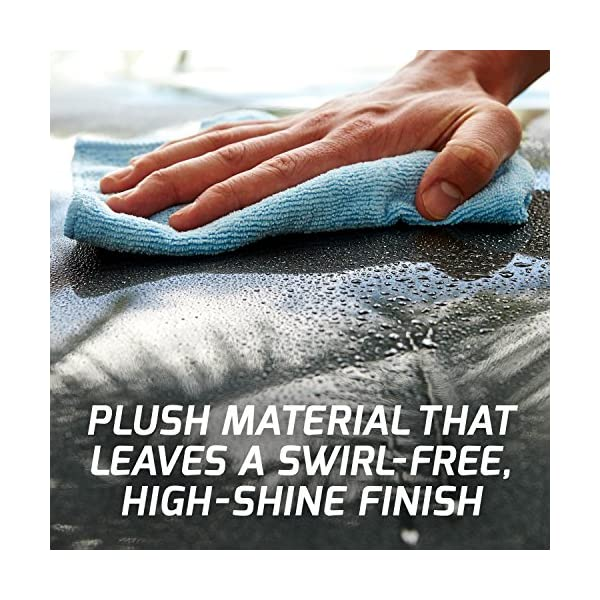 Turtle Wax 50750 Microfiber Towels 12 Pack
