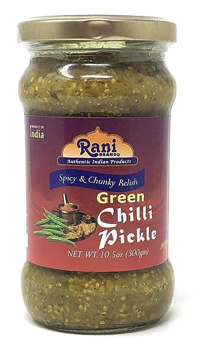 Top 8 Indian Food Pickle