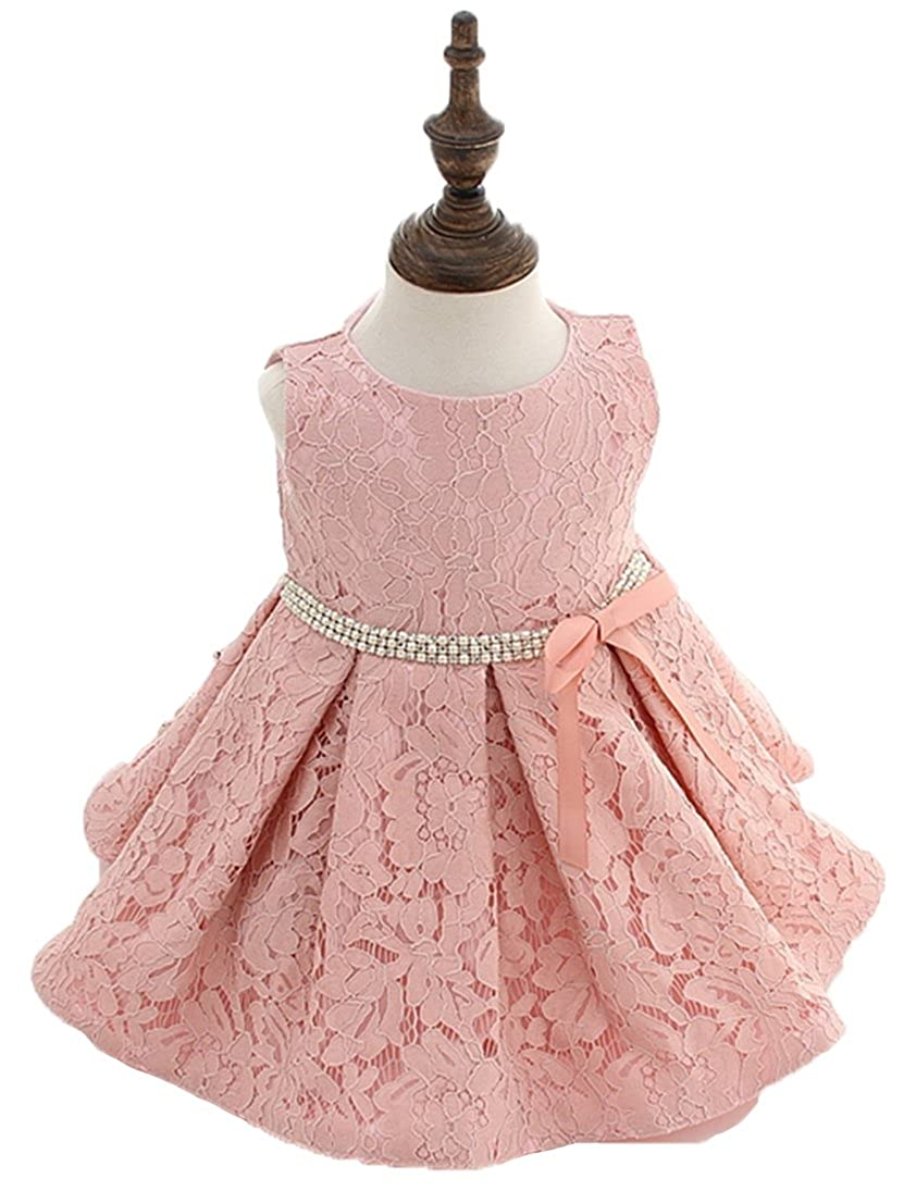 Snowskite Baby Girls 2PCS Dresses Pageant Formal Dress JKFG2088-1