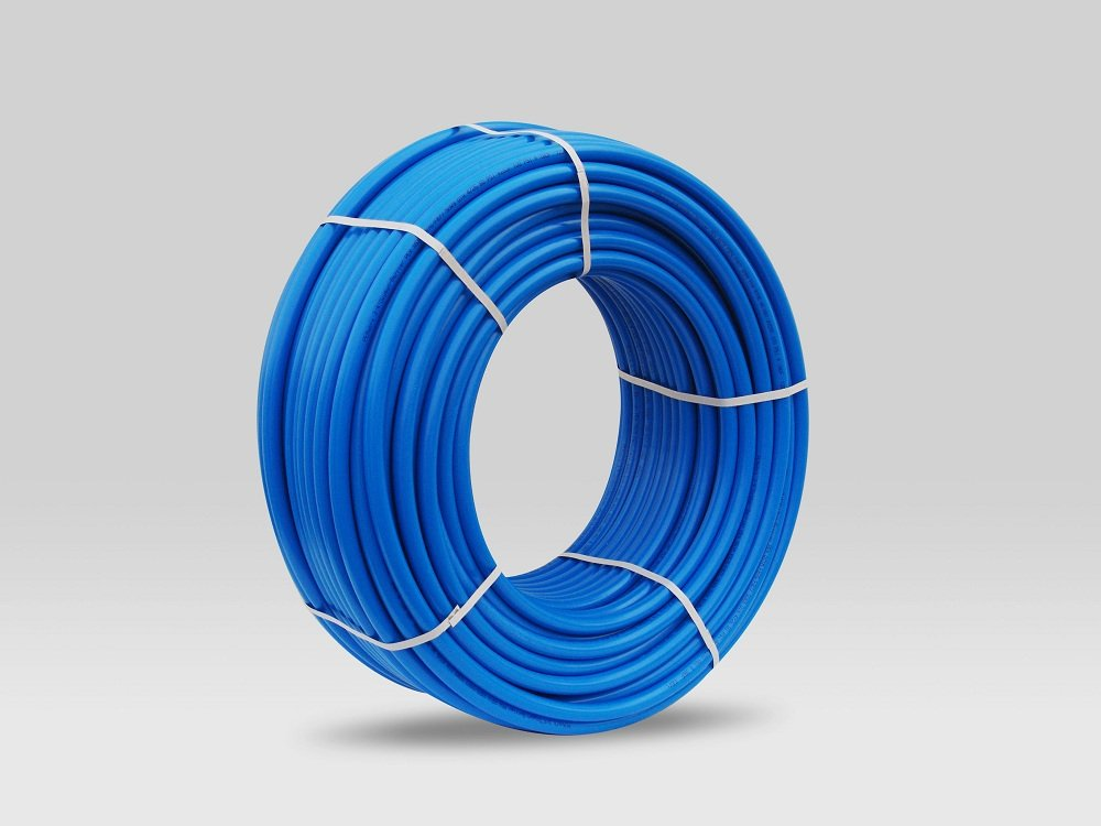 1'' PEXworx Non-Barrier Plumbing Pex Tubing - 300' [Blue]