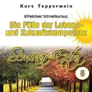 Effektiver Schnellkursus: Die Fülle der Lebens- und Zukunftskompetenz (Seminar Extra 6) Hörbuch