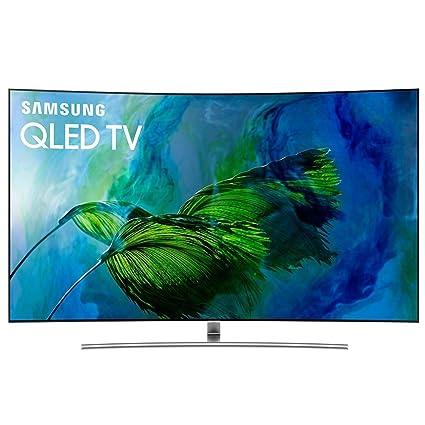 47e93cf8d Smart TV Curve QLED Samsung 65 quot  QN65Q8CAMGXZD Q8C 4K UHD HDR1500 Wi-Fi  4