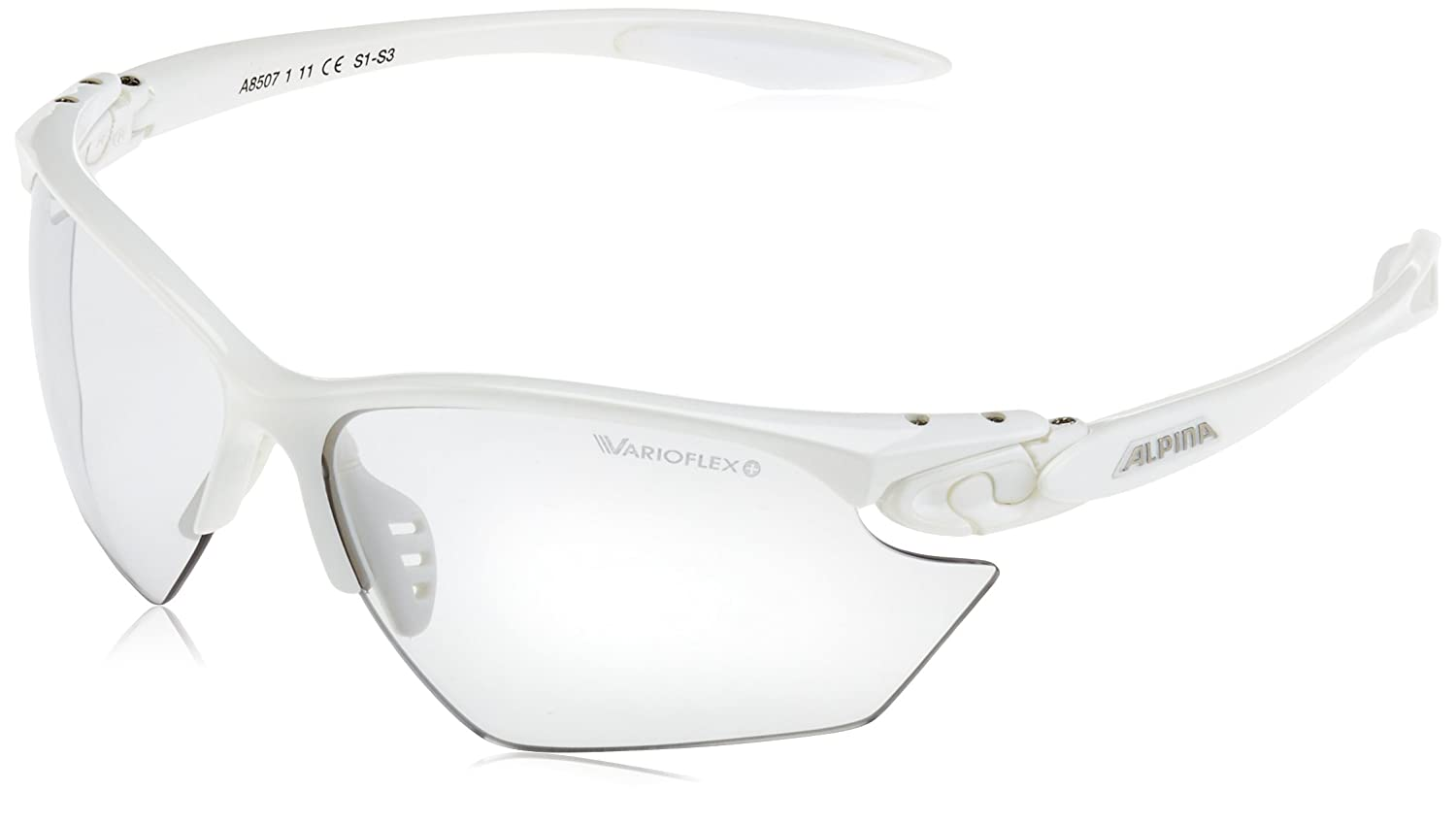 ALPINA Gafas de Sol Performance Twist Four S VL + Deportes ...
